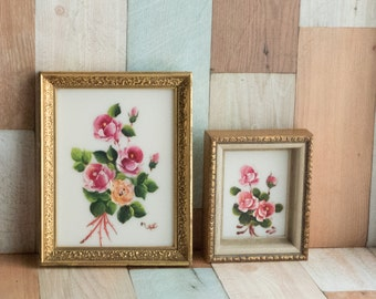 Verilyn Gallery Hand Painted Miniature Paintings