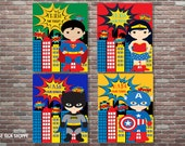 Superhero Bathroom Decor, Children's Bathroom Rules, INSTANT DOWNLOAD, Superhero Bathroom Rules, Kids Bathroom Rules, Jack and Jill Bathroom