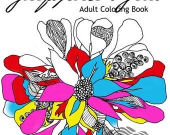 Gulfsprite's Girls Coloring Book Vol 1