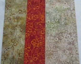 Sale Kapalua Batik Fat Quarter Fabric Bundle - Moda