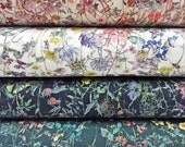 Liberty Fabric Tana Lawn Contemporary Classics 4 Fat Quarters Selection 486