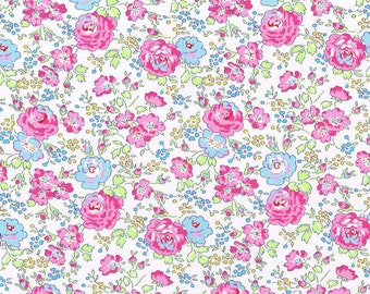 Liberty Fabric  Tana Lawn One Yard Felicite B