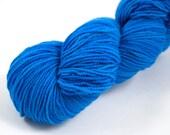 "CLEARANCE Merino Sock ""Bluebird"""