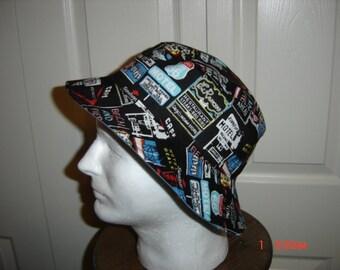 Route 66 Bucket Hat