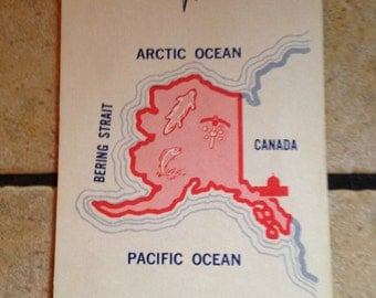 Alaska State Teaching Card