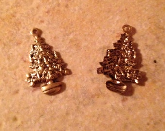 33 Christmas Tree Charms for Crafting and Jewelry Making