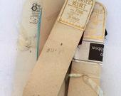 Vintage Velvet Ribbon -Full Skien
