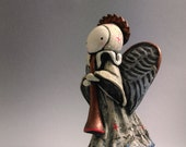 "Tarot Poppet - ""Judgement""    - Limited Edition Poppet #11/100"
