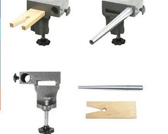 Bench Anvil Multi Tool Kit (Anvil, Ring Mandrels And Bench Pin) Sale