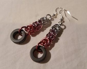 Penelope Pitstop - drop earrings