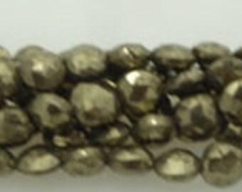 pyrite coin 5mm