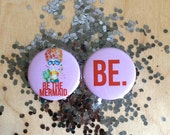be the mermaid -- magnet set