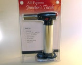 Eurotool All-Purpose Jewelers Torch - Brand New Sealed In Packaging