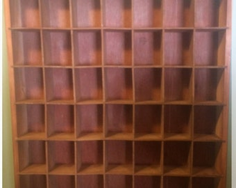 42 Cubby Organizer / InTheDay / In The Day Vintage Shop