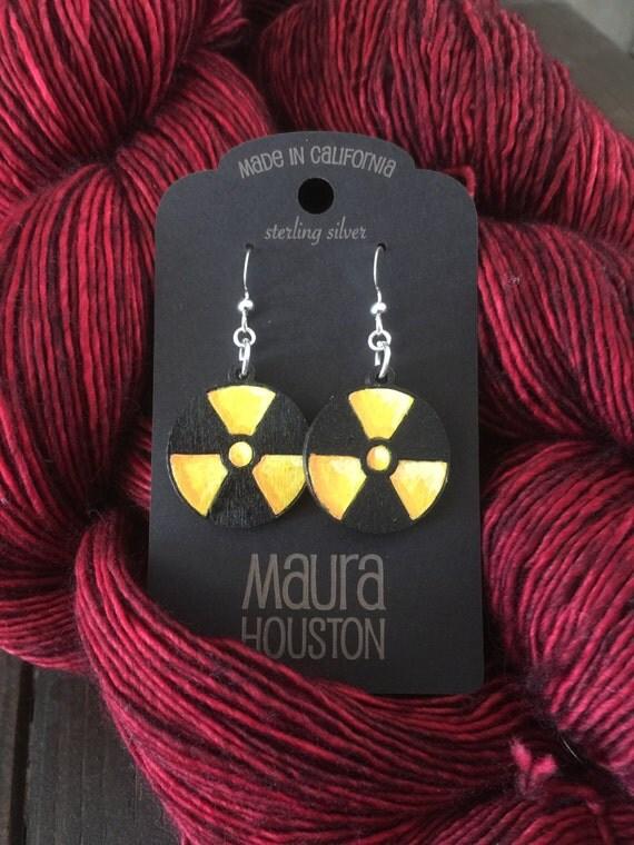 Radioactive Earrings