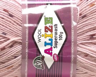 Alize Superwash Sock Yarn, 100g/459 yd, #5754
