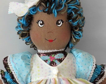 Cloth Doll Rag Doll