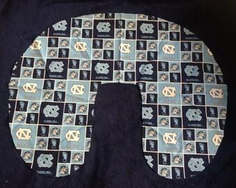 UNC Baby - Boppy Cover - Boppy slipcover, Nursing pillow cover, boppy pillow cover, baby shower, gift, tarhills, North Carolina