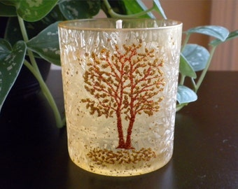Golden Maple Gel Candle