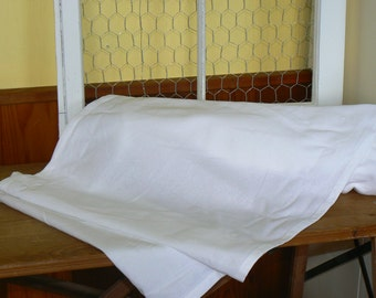 Moda Toweling..White or natural..your choice of cuts...