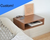 Custom nightstands and desk