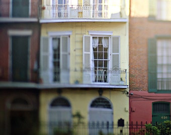 "New Orleans French Quarter Art Photograph. ""Pirates Alley Apartments"" Affordable Print.  Pirates Alley Wall Art. 8x10, 11x14, 16x20, 20x24+"