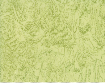 Moda Fabric State Flowerscape Green Leafy Blender- yards