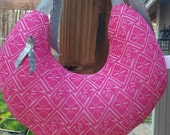 LIMITED EDITION Sparkle- Grace Relief Breast Cancer Pillow