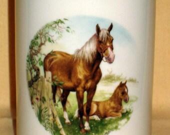 Coffee Mug, Mare and Foal 3