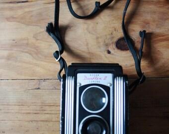 Vintage Kodak Duaflex II film camera