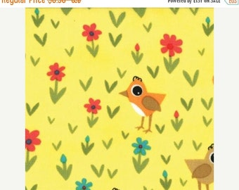 Clearance up to 60% off Oink a Doodle Moo yellow sunshine baby chick by Jenn Ski for Moda 30525 19