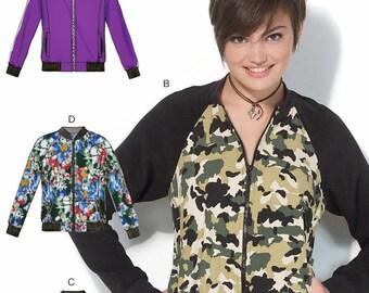 Unlined Jacket Pattern, Unlined Sport Jacket Pattern, McCall's Sewing Pattern 7100