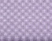 Purple Pin Dot 100% Cotton Quilt Fabric Blender for Sale from Garden Dots Collection, In the Beginning Fabrics IBFGAD1GD-7