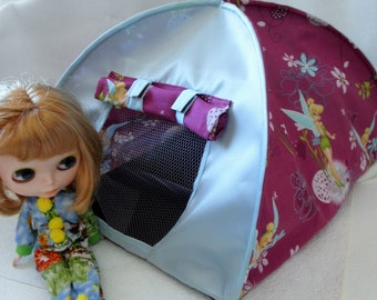 TENT doll Blythe Barbie fairy stuffed animals up to 14 inch