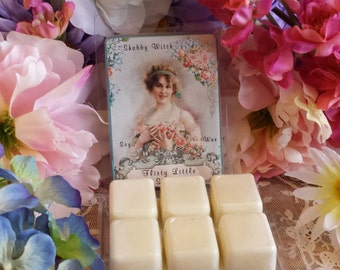 Flirty Little Secrets Soy Tarts, Wax Melts, Soy Melts
