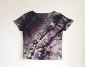 Tie Dye Mineral Geode T-Shirt