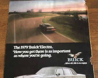 1979 Buick Electra ad 7 x10.