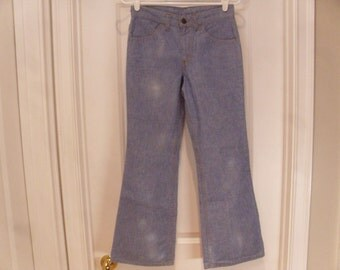 Vintage 1970's  Levi's  Jeans  Unworn  Small/Extra Small