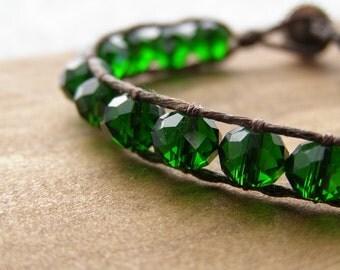 Timber Beaded Bracelet