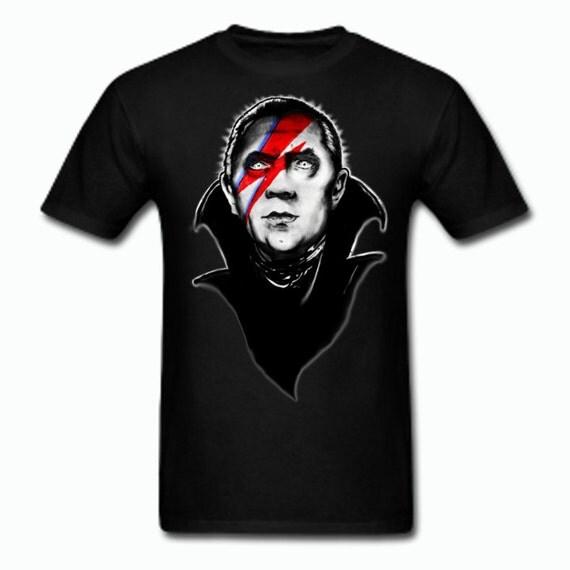 Bela Lugosi as Ziggy Stardust Tee Shirt