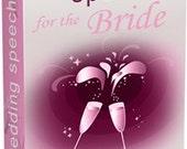 Wedding Speeches Package and Unique Weddings - Set of 5 PDF eBooks