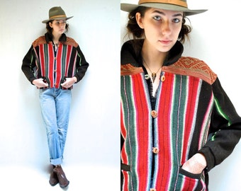 Peruvian Jacket   //   Tapestry Jacket //   THE ANDES