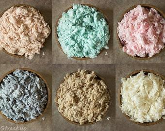 Basket Stuffer, Merino Wool Basket Stuffer, Prop Fluff, Wool Stuffer, Newborn Props, Natural Props, Organic Props, RTS, Basket Filler