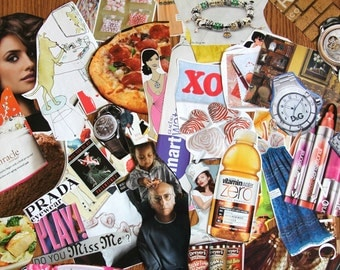 125 Magazine Cutouts – Let me save you time and do the cutting for you