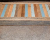 Blue Scrap Coffee Table