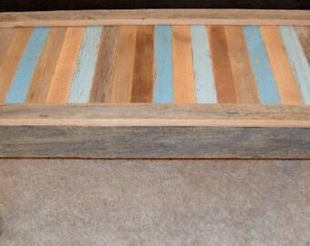 Blue Scrap Coffee Table