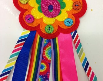 Birthday Badges/ Rosettes for Boys and girls