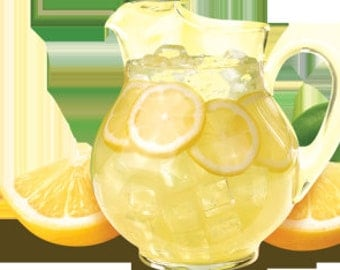Lemonade Fragrance Oil - 2 oz. Bottle (P, S)