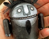 Custom Android Toy Goatman dibs for rangslinger