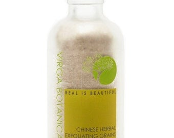 Chinese Herbal Exfoliating Grains with Amber & Pomegranate